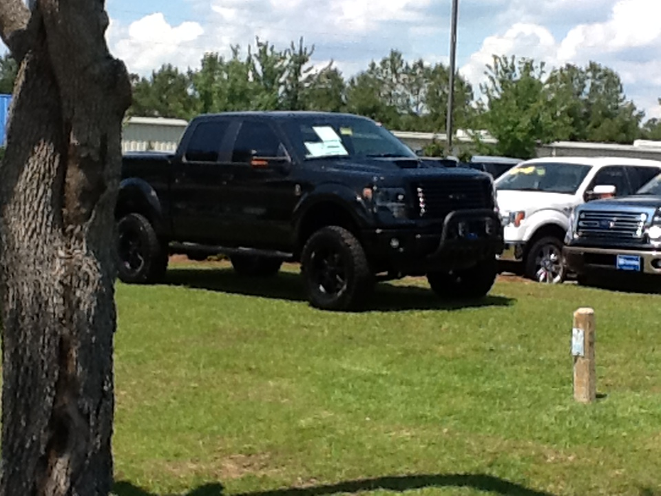 Ford F150 Black Ops Edition By Tuscany.html | Autos Weblog