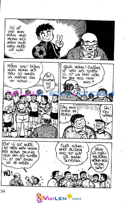 Jindodinho - Đường Dẫn Đến Khung Thành III  Tập 12 page 54 Congtruyen24h