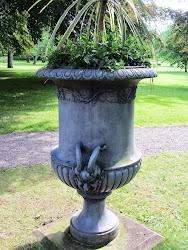 Urna på Råbäck Slott
