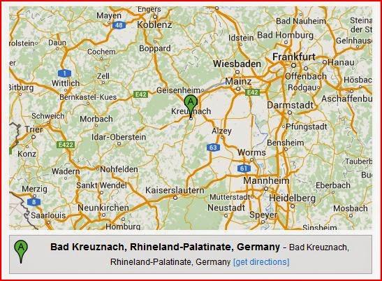 Bad Kreuznach, Rhineland-Palatinate, Germany