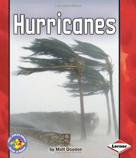 bookcover of Hurricane by Doeden