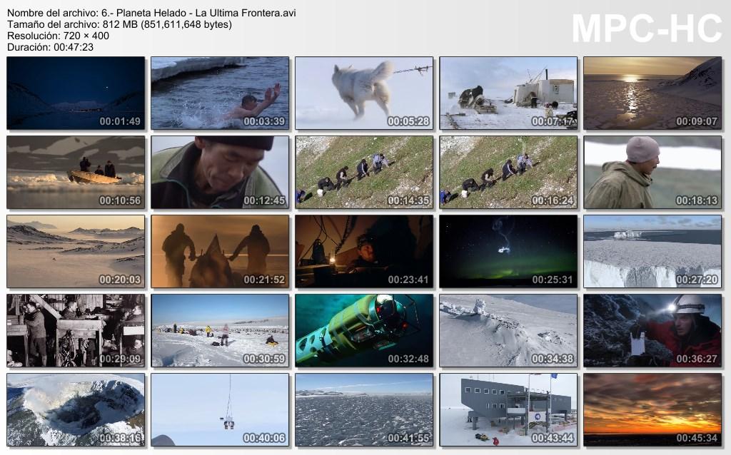 6GB|BBC|Planeta Helado|8-8|HDTV-720p|Mega|Taykun