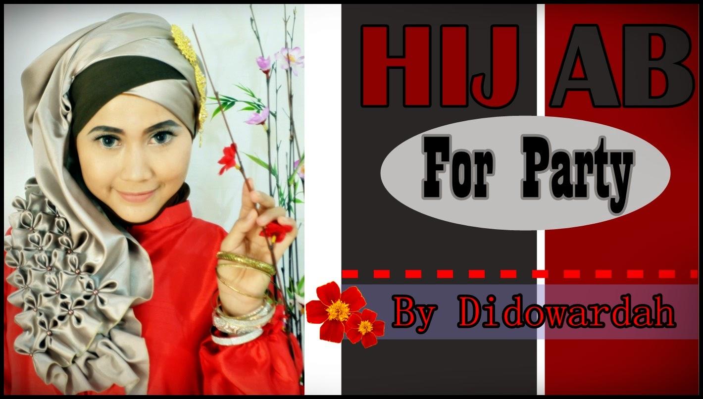 Tutorial Jilbab Untuk Hijaber Indonesia Tutorial Hijab Pesta Dan