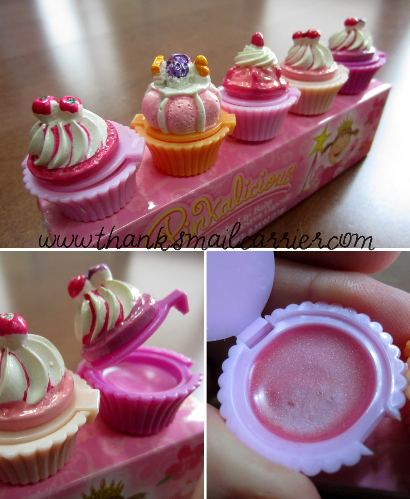 girls lip balm