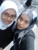 Me & Adek Ah..