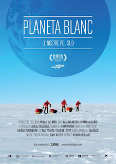 Planeta blanc (Planeta blanco) documental polo sur