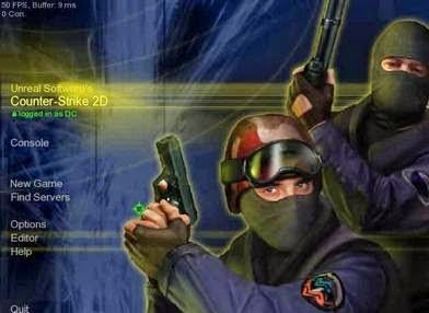 Download Game Menembak Counter Strike 2D