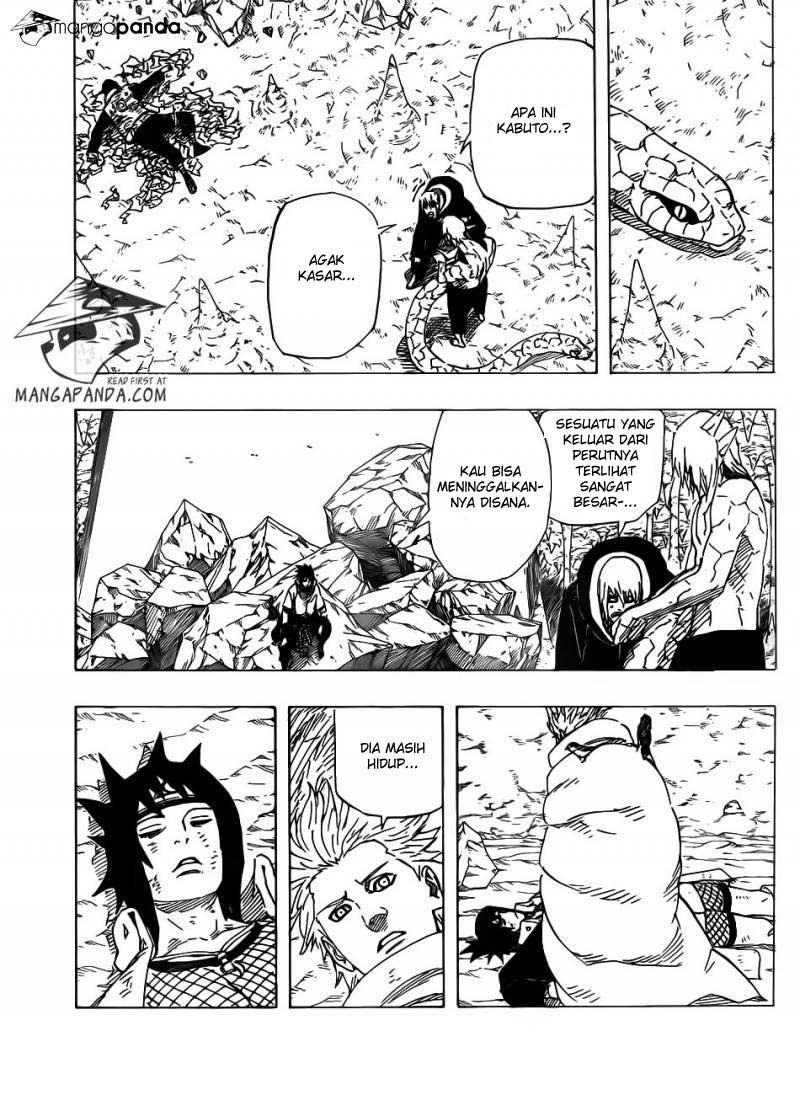 naruto Online 594 manga page 10