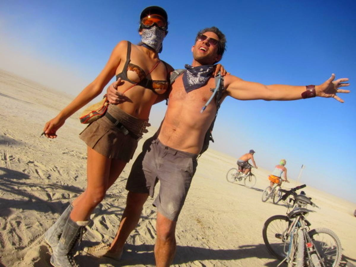 What is Burning Man Festival