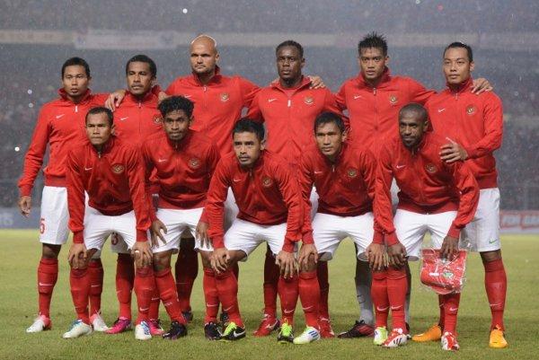 Skuad Pemain Timnas Indonesia 2013