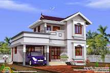 Low-Budget Kerala Home Design