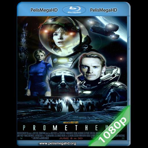 PROMETHEUS (2012) FULL 1080P HD MKV ESPAÑOL LATINO