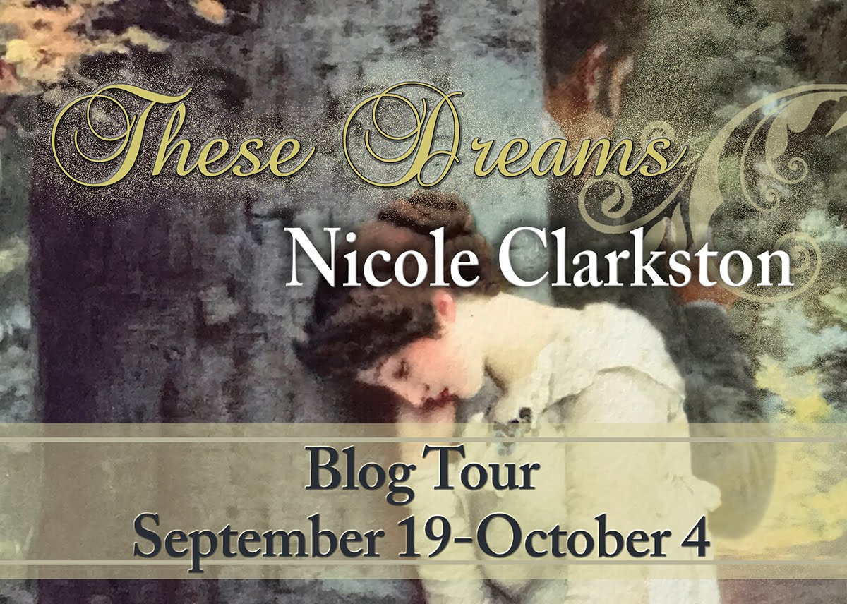 These Dreams Blog Tour