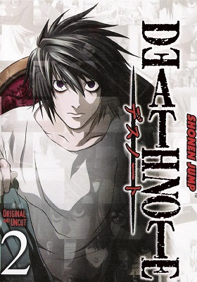 Death Note 2ª Temporada (2007) Dublado Torrent