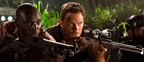 Jurassic World Behind-the-Scenes Featurettes