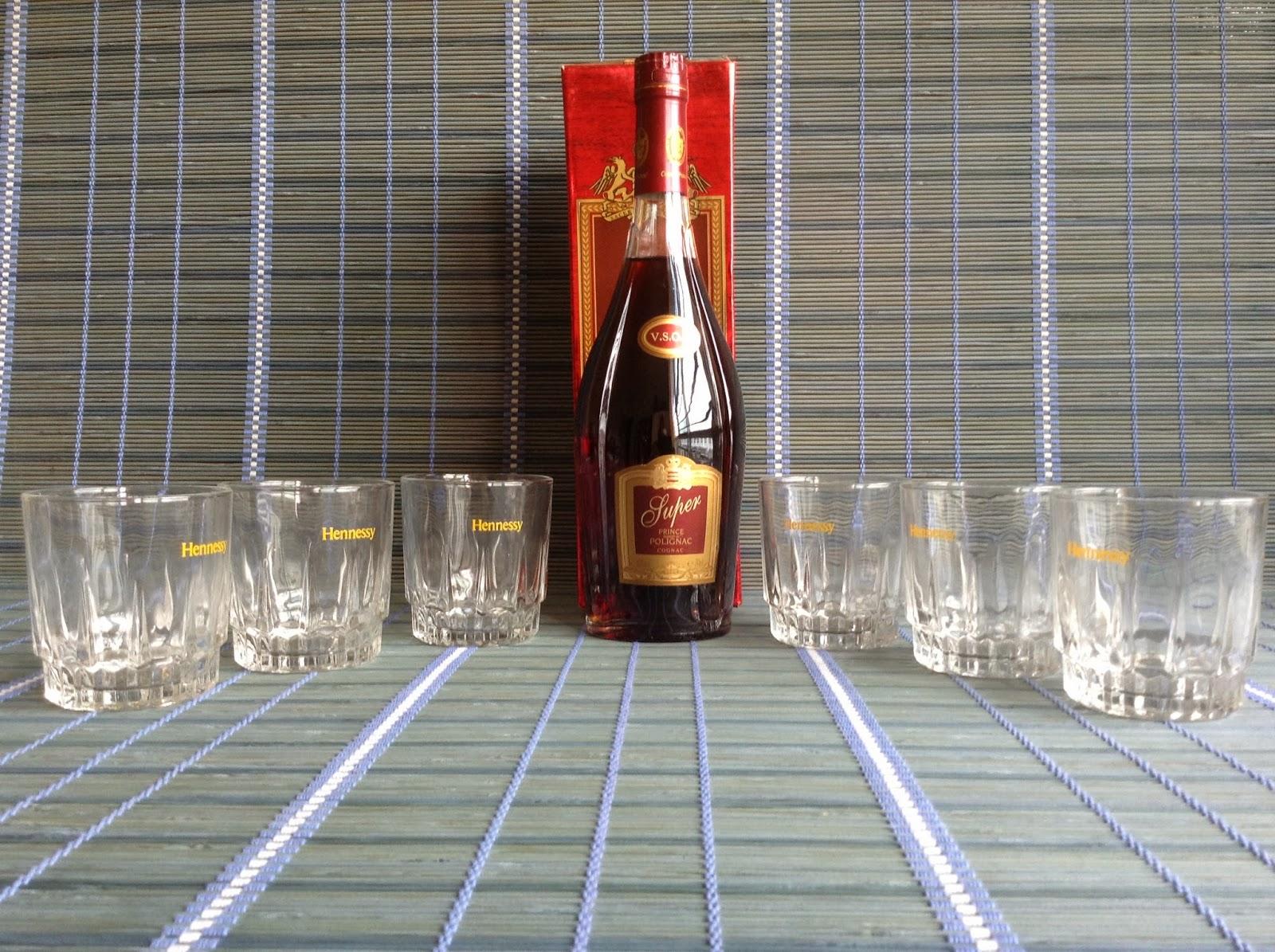 bonaparte cognac xo