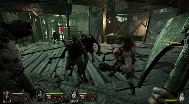 Warhammer End Times Vermintide Free Download Photo