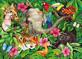 4 de outubro Dia dos Animais!