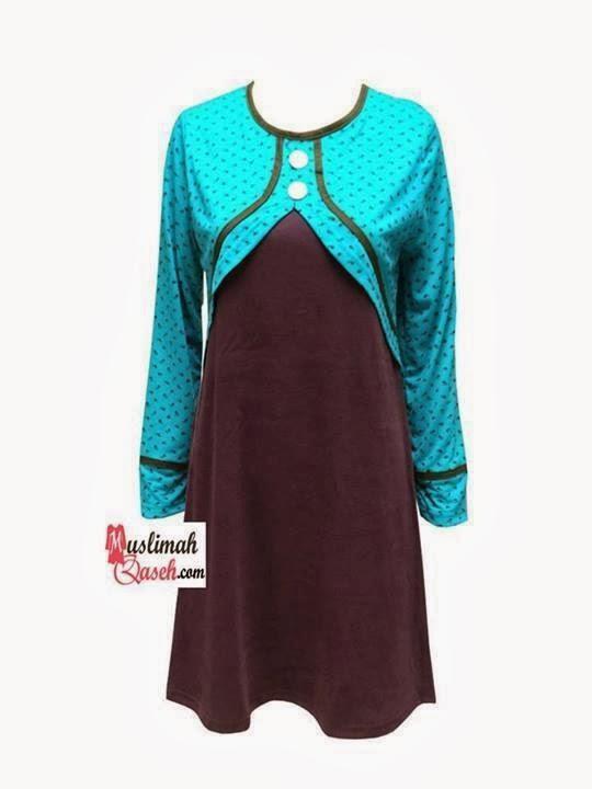 T-Shirt-Muslimah-Qaseh-QA018F