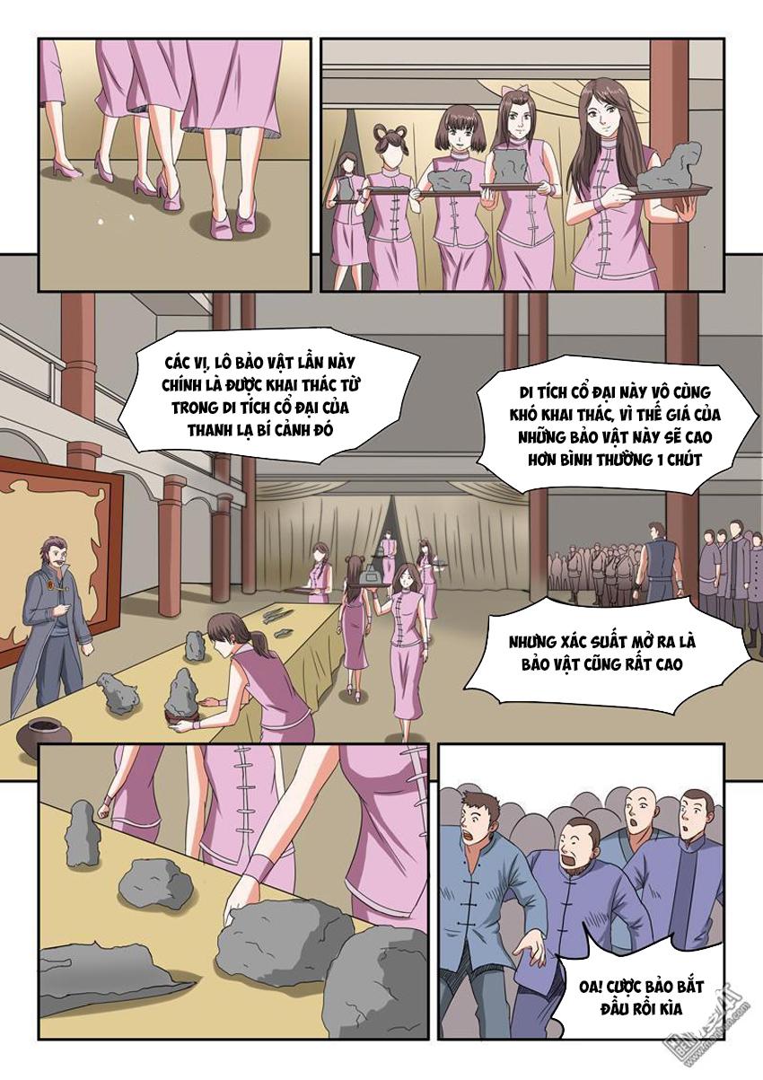 Võ Thần Chúa Tể Chap 161 - Trang 3