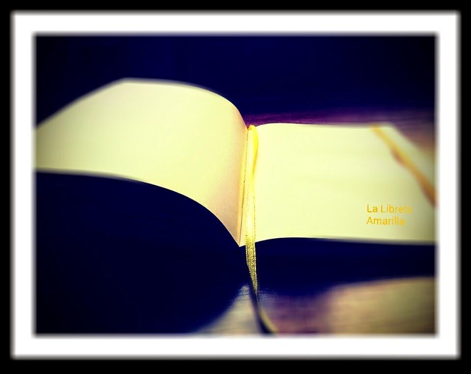 La libreta amarilla
