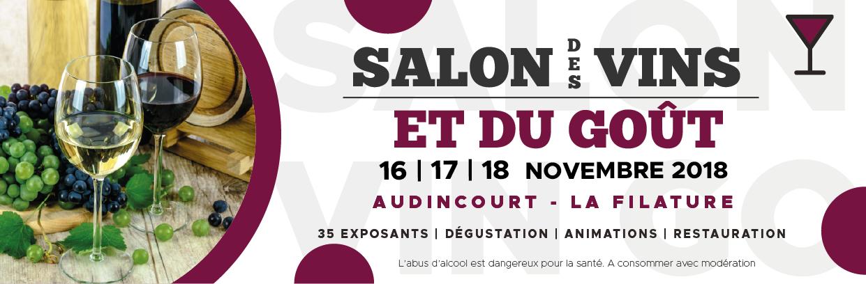 Salon des Vins et du Goût d'Audincourt