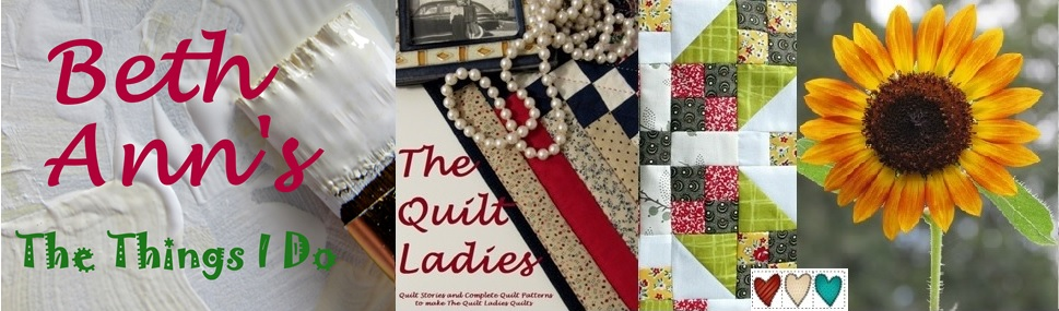 The Quilt Ladies Book Collection