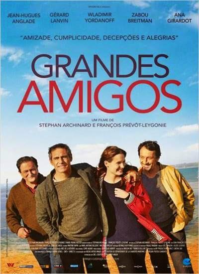 Filme Grandes Amigos