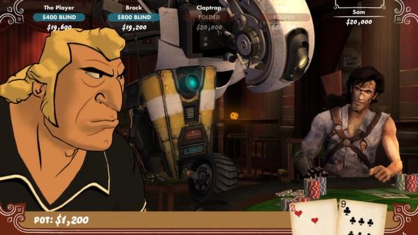 Poker Night 2 PC Full FLT