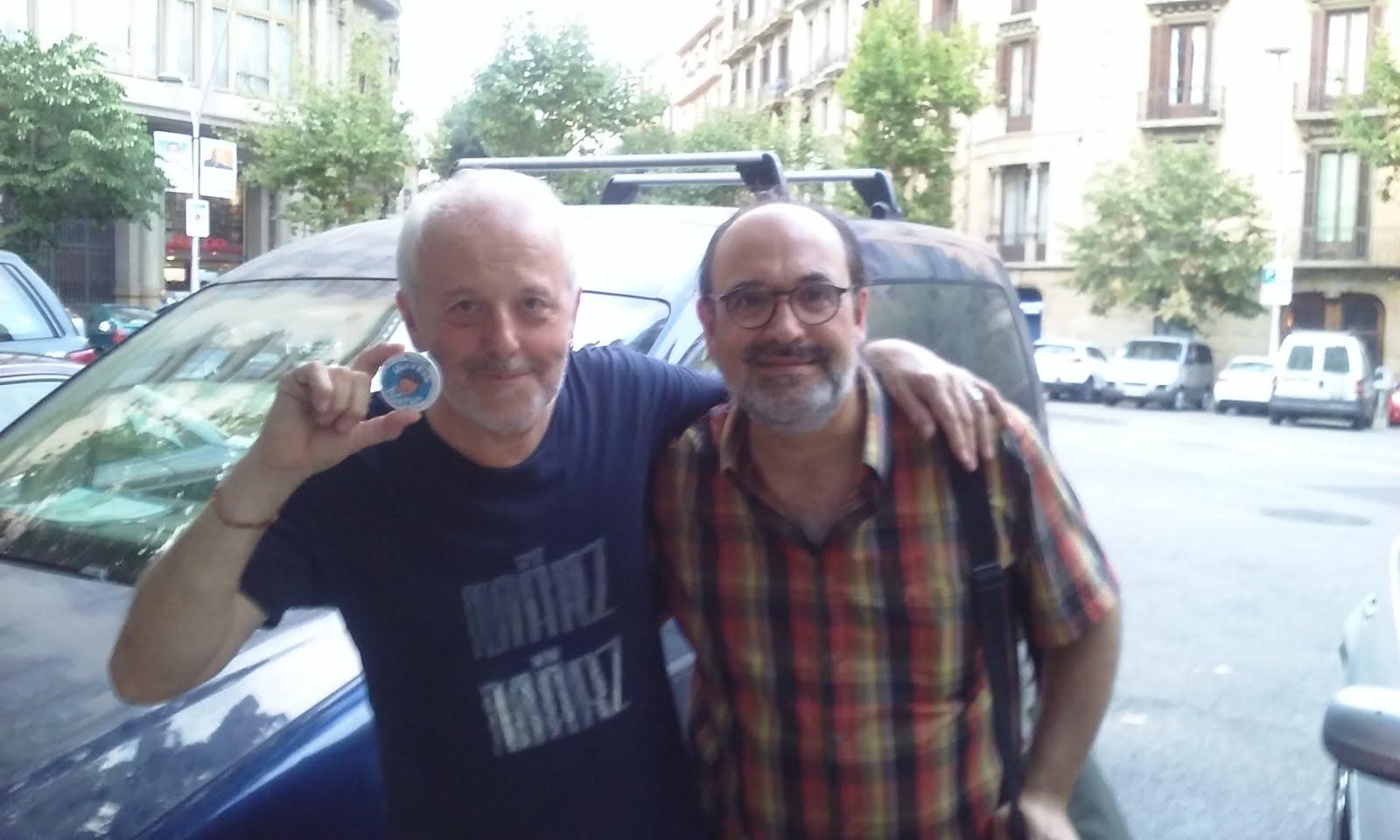 Amb en Jordi Batiste