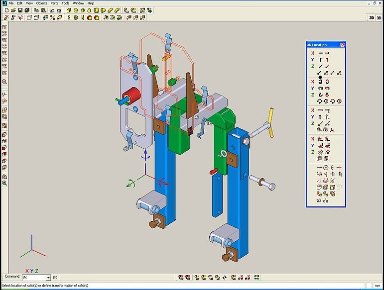 8 best cad apps for linux updated for 3d drawing program free online