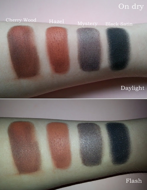 The Pure Hart Cosmetics - Mineral Eye Shadows Review