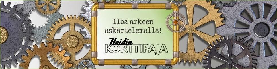 Heidin Korttipaja