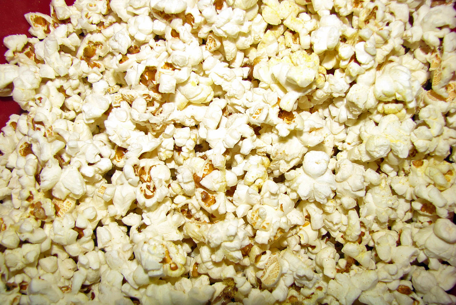 even do it justice because you can't taste how good this popcorn was