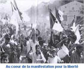 """من الدماء التي سالت على أرض الجزائر """"مجازر 8ماي """"1945 le_8_mai_1945_les_ma"""