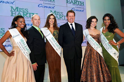 miss earth south africa 2011 winner kim rivalland