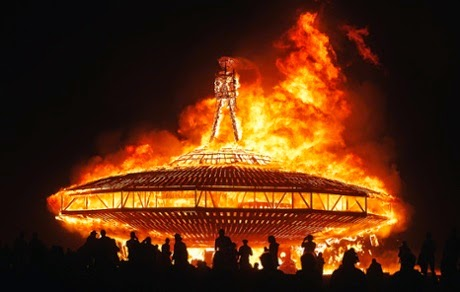 What is Burning Man 2014