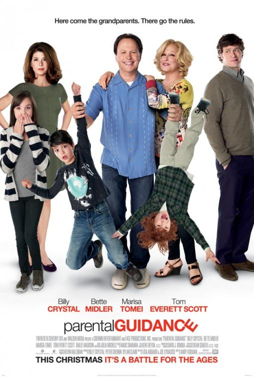 Abuelos al poder (Parental Guidance) (2012)