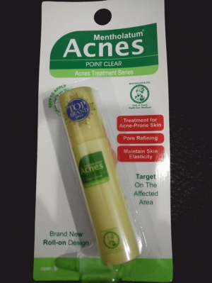 ACNES ROLL ON POINT CLEAR