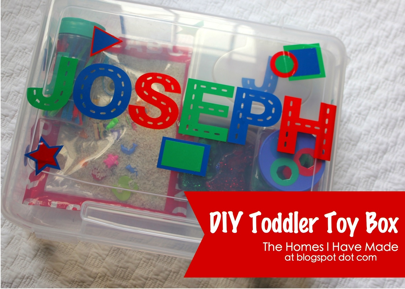 Toys For 1 Year Old : Diy toddler toys part i the homes i have made