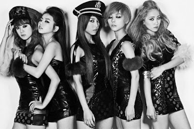 Wonder Girls Be My Baby Lim, Sohee, Yubin, Sunye, Yenny