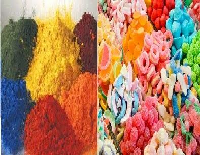 ألوان طعام - ألوان طبيعية - ملونات طبيعية - مشروع تصنيع