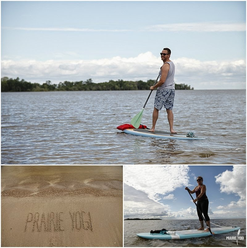 soul shine, yoga SUP, prairie yogi events, epic experiences, Lake Winnipeg, Patricia Beach SUP,