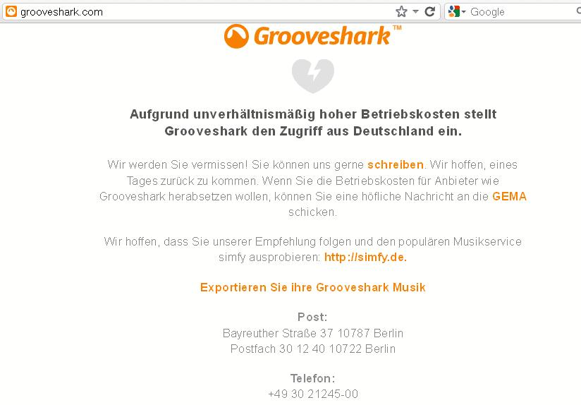 Scilors grooveshark music downloader