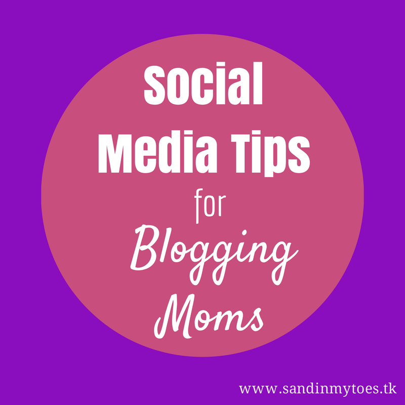 Social media tips for moms who blog