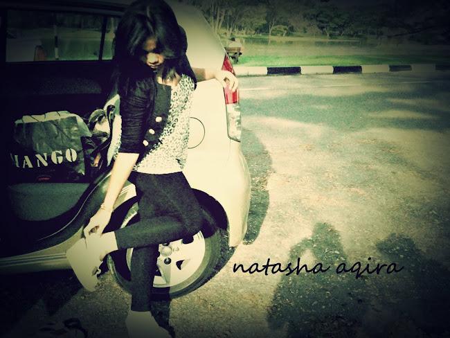 Natasha Aqira Azlah