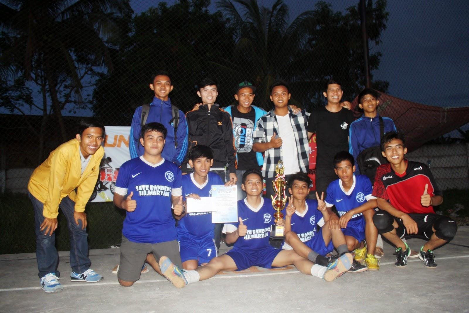 Juara Lomba Futsal Unsera Cup