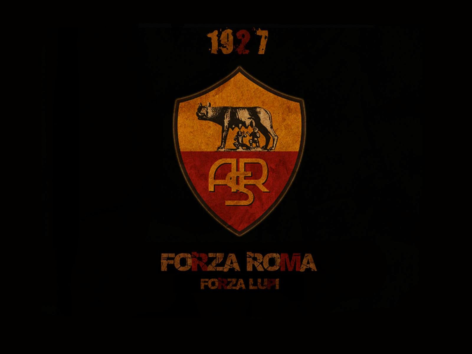 AS Roma Football Club Wallpaper
