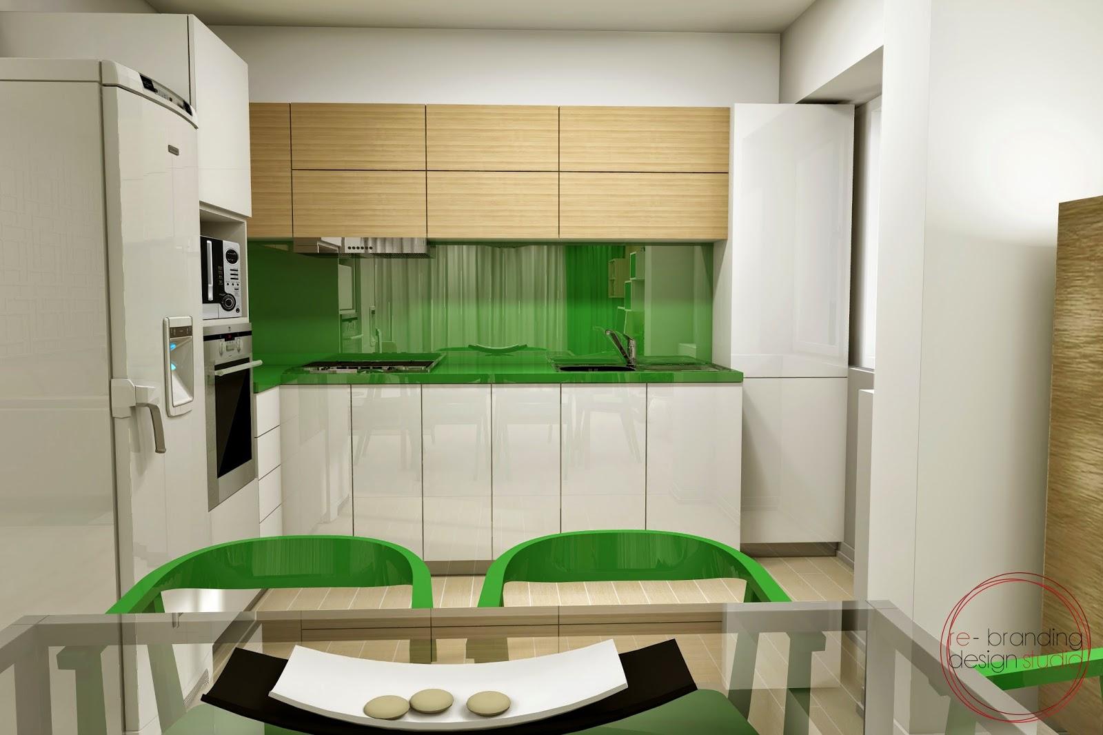 Design interior living apartament bucuresti metropolis for Amenajare baie garsoniera