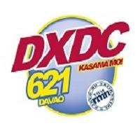 RMN Davao DXDC 621 Khz logo